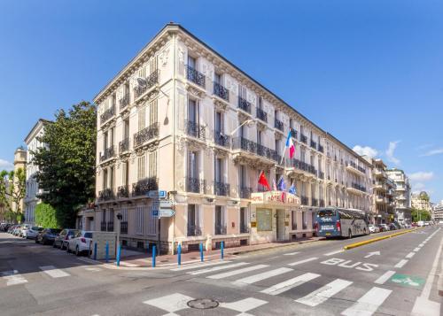 Hotel Busby - Hôtel - Nice