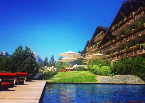 ERMITAGE Wellness- & Spa-Hotel Gstaad