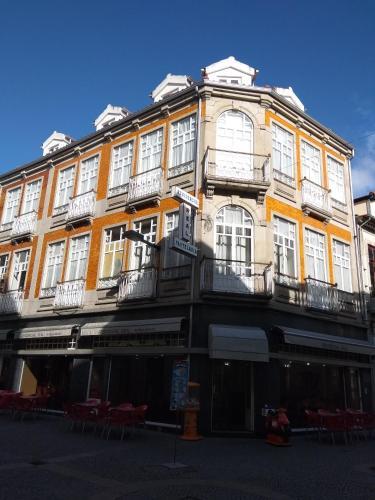 Residencial Real - Antiga Rosas, Vila Real
