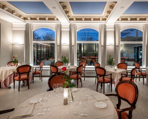 Hotel Metropole Suisse - Como