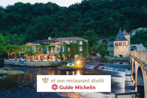 . Moulin de l'Abbaye - Relais et Chateaux