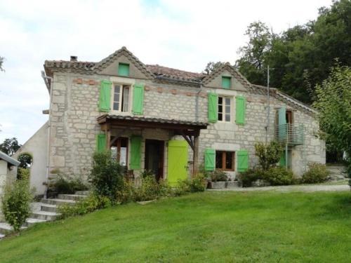 House Castelnau-montratier - 8 pers, 139 m2, 5/4 2