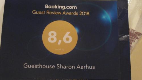 Guesthouse Sharon Aarhus, 8200 Aarhus