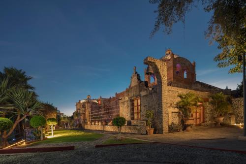 . Hacienda Santo Cristo Hotel & Spa
