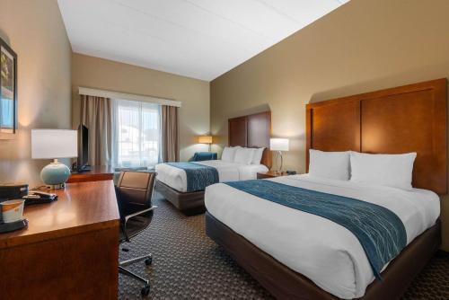 Sleep Inn & Suites Wildwood - The Villages - Wildwood, FL 34785