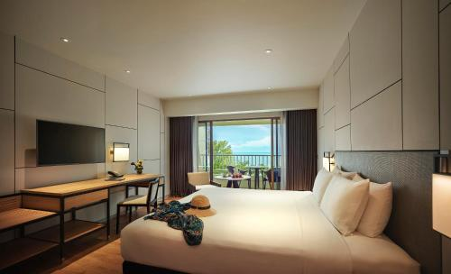 Premier Double Room with Sea View