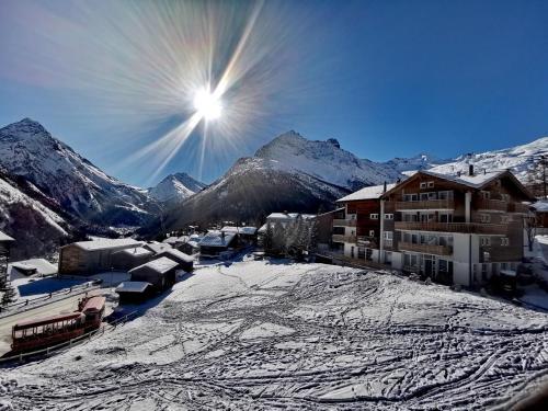 Hotel Alpenperle Saas-Fee
