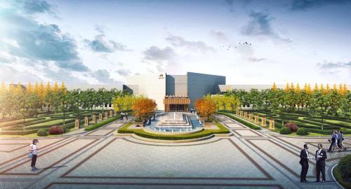 Beijing Jinmao Eastern Garden Hotel