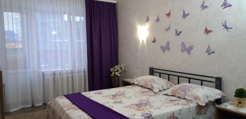 . Apartment on Kamyanetskaya street