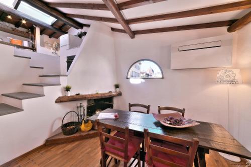 A Hotel Com La Terrazza Sul Tetto Appartamento Firenze