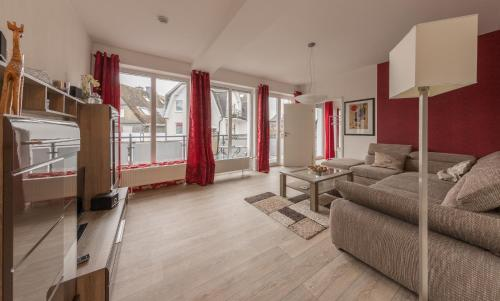 Holiday apartment 'Hang Ost with one bedroom and one familyroom'