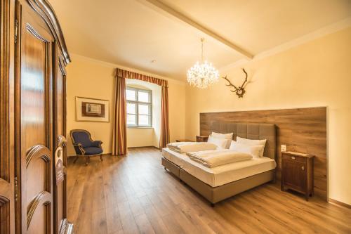 Фото отеля Schlosshotel Mondsee