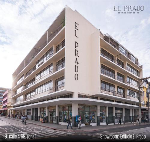 . Edificio el Prado zona 1