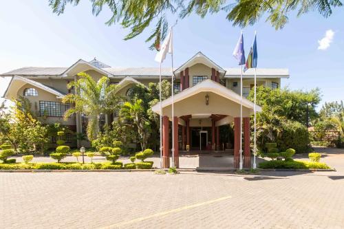 . Fahari Gardens Hotel