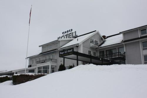 Hotel-overnachting met je hond in Vinger Hotell - Kongsvinger