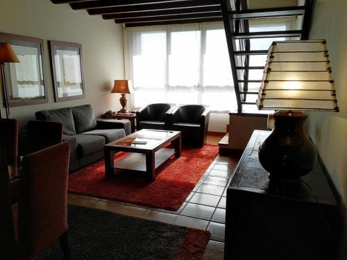 Suite Junior de 1 dormitorio  Hotel Balcón de la Cuesta 3