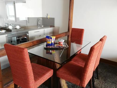 Suite Junior de 1 dormitorio  Hotel Balcón de la Cuesta 1