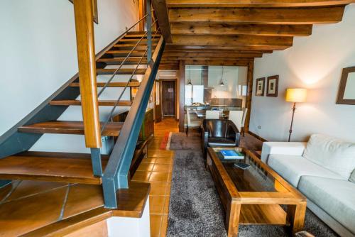 Suite Junior de 2 dormitorios  Hotel Balcón de la Cuesta 15