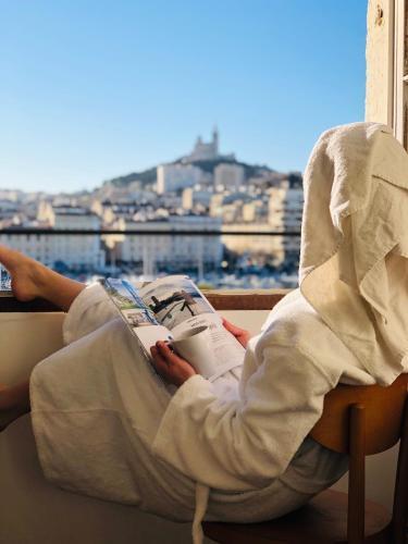 Hotel Belle-Vue Vieux-Port - Hôtel - Marseille