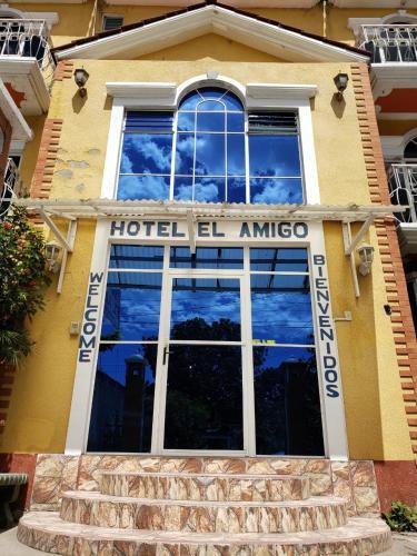 Фото отеля Hotel El Amigo