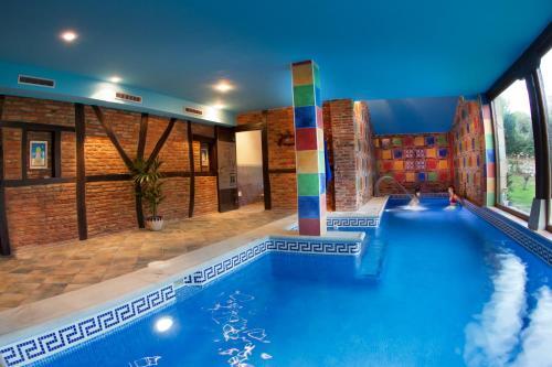 Doppel-/Zweibettzimmer mit Zugang zum Spa Hotel Spa San Marcos 9