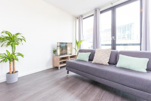 Luxurious Loft Delft City Unit D in Delft