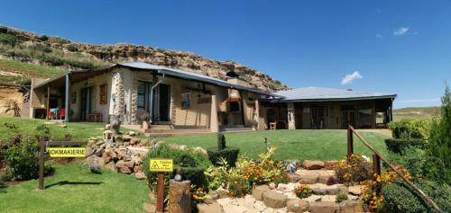 Thaba Lapeng Mountain Escape
