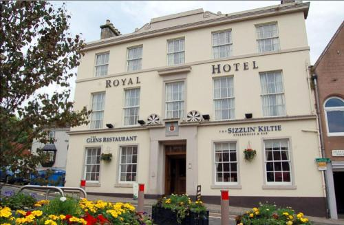 The Royal Hotel, Blairgowrie