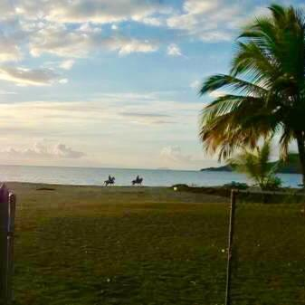 2 Bedrooms+Den/1Bath Apt. on the Beach - Western Puerto Rico