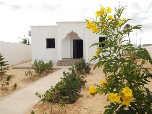 Villa Razouane Zone Touristique Midoune