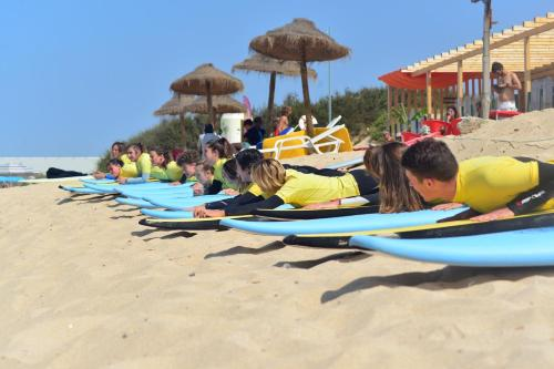 Next Level Surf Camp, Peniche