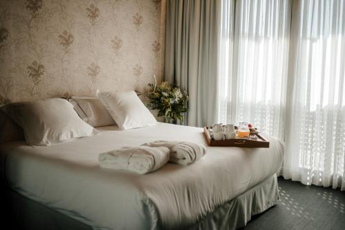 Junior Suite with Terrace Ellauri Hotel Landscape SPA - Adults Only 1
