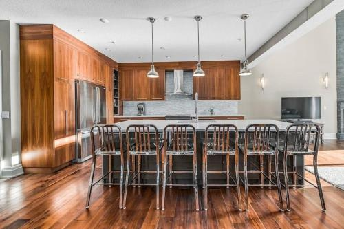Luxus Penthouse at Grande Rockies - Hotel - Canmore