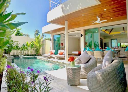 K@ villa: Fantastic 4 bedrooms in Rawai K@ villa: Fantastic 4 bedrooms in Rawai