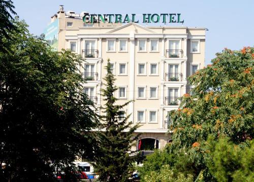 Bursa Central Hotel tek gece fiyat