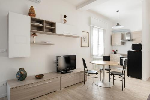 . L'appartamento del portico Mazzini