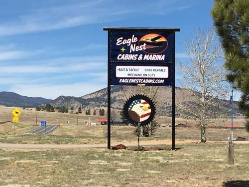 . Eagle Nest Cabins &Marina