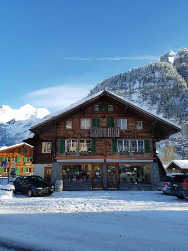 Chalet am Irfig - Apartment - Kandersteg