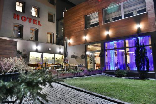 . Hotel Stara Kamienica
