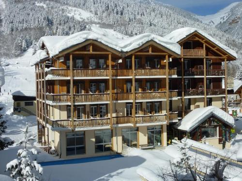Hôtel Le Grand-Bec Pralognan La Vanoise
