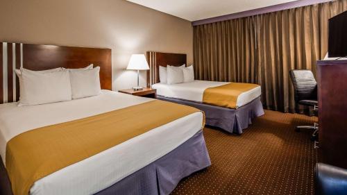 Best Western Yacht Harbor Hotel - San Diego, CA CA 92106