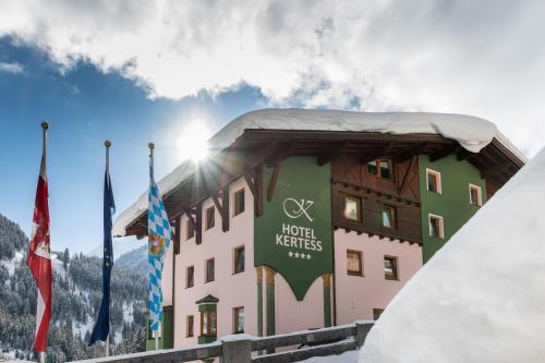 Hotel Kertess - St. Anton am Arlberg