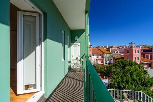 In2Lisbon - Kionga Suites, Lisboa