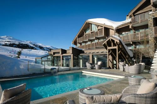 Hotel Annapurna Courchevel 1850