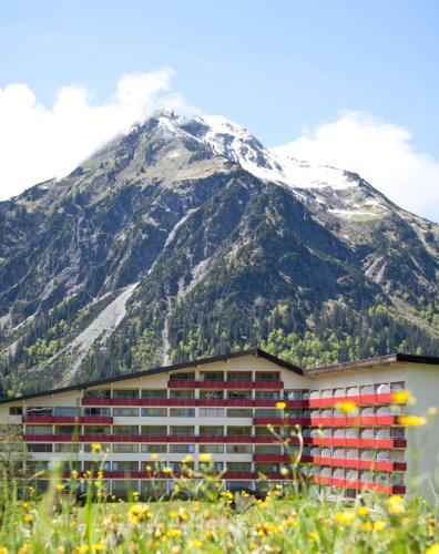 Aparthotel Kleinwalsertal - Accommodation - Mittelberg