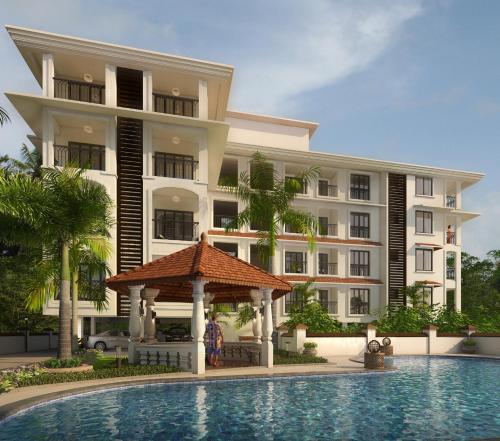 . Casa Legend Suites Candolim Goa