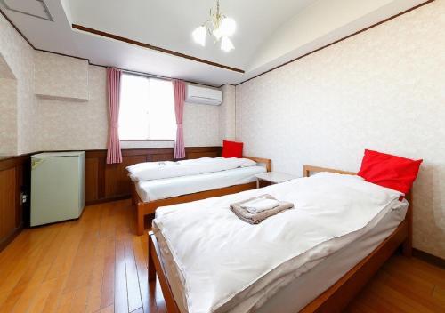 Business Hotel Taiyo women's twin room / Vacation STAY 23796