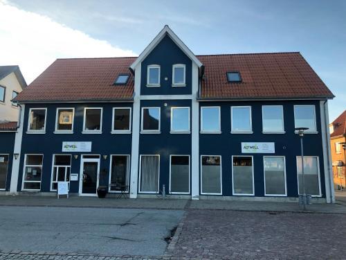 Den Skaldede Kok Guesthouse, Pension in Bindslev bei Skram