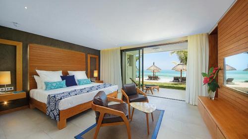 Le Morne, Mauritius.