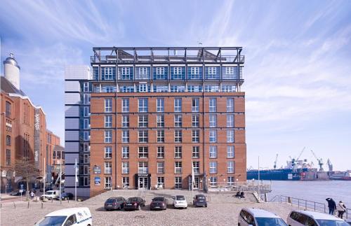 . GINN Hotel Hamburg Elbspeicher